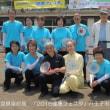 八王子健康フェスタで柔力球表演