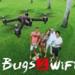 MJX Bugs 2C B2C/MJX B2W WIFI FPV1080P カメラ GPS ブラシレスドローン RCクアッドコプター RTF 2.4GHz