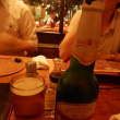 バリでも和風居酒屋で @Hanabi Japanese Restaurant and Bar