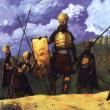 「第24課 サウル王」『旧約のはなし』浦川和三郎司教