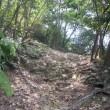 11 木宗山(413m:安佐北区)登山(続き)  休憩後の上りが
