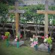 カトリック小金井教会の主任司祭だったヨゼフ・ムニ神父の墓参り