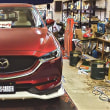 MAZDA CX-5 KF bodykit DUCKS-GARDEN