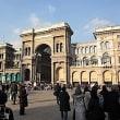 「イタリア道中記」 №143 ミラノ大聖堂横側