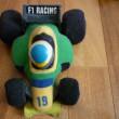 F1のぬいぐるみ