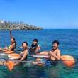 暑假熱搜水上活動:透明獨木舟!全台最新20條水上活動懶人包