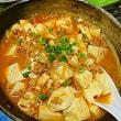 辛口麻婆豆腐