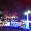 遠賀川駅前イルミネーション点灯式ライフ