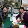 3月22日、栃木放送のラジオ番組に出演しました