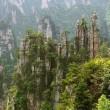 絶景の天子山・御筆峰☆武陵源・中国