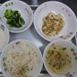 麻婆豆腐は大好きですからよく食べてくれます!