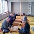 今年最後の囲碁例会