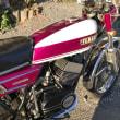 お客様の声オートバイ・ヤマハRX350です。