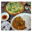 ナスカレーライス&イカとちくわの煮物~☆6・21~22