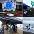 『北浜海岸』 サーフィン大会