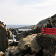 奇岩が多い鵜戸神宮周辺です。 (Photo No.14180)