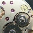 TISSOT紳士物手巻き時計とオメガシーマスターの時計の修理です