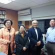 台湾国立・中央研究院の「中心」