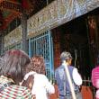 のんびり・台湾 台北市 癒しのお寺・龍山寺 8