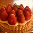 ☆ イチゴのタルト ☆