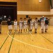 郡新人戦男子バスケットボール