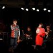 岡本悠紀君、ライブ終了!