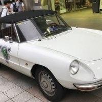 「Alfa Romeo Spider」