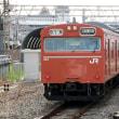 もうじき終走ごくろうさん!の大阪環状線103系に会ってきた。