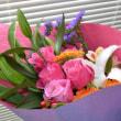 本日の作品紹介 - お祝い花束