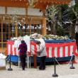 2018年 野見神社の「とんど祭」