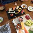 Mamieのフランス留学日記 寿司会場提供