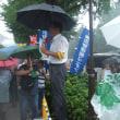 豪雨にも負けず、安倍退陣を求める「8.19国会前行動」に2400人!