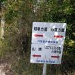 暑い暑い古鷹山へ熱中症対応しつつ登山
