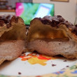 #5460 ざくざく食感 クッキー&クリームシュー