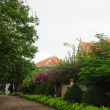 その1 雨季のブンタウ毎日雨 今朝もポツリ雨の中を散策 虹と日の出と朝焼け