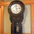 寺から寺へと引き継がれる大きな古時計。修理が完了したので、納品してきました。