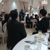同期の結婚式