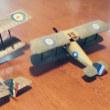 Royal Aircraft Factory R.E.8 Airfix 1/72