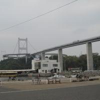 愛媛県道の駅19 よしうみ いきいき館 移動