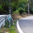 高坂から坂道サイクリング。