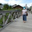 特別な旅行in白馬②大出の吊り橋