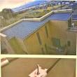 大津市 大野太陽光発電所稼働、世界最軽量太陽光パネルで