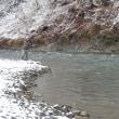 2017・11・5ーD33ー85  寒い川だった・・・