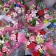 御祝花束をお作り致しました。(プレゼント用)