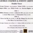 George Coleman & Johnny Griffin 1995 - Art Blakey 1987