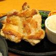 仙台でランチ(53) 菜々家で「鉄板焼き鶏のおろしポン酢定食」をいただく