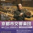 京都市交響楽団 第622回定期演奏会