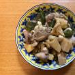 鶏とカシューナッツの炒め煮