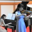 第41回かやぶき倶楽部  瀧村依里(ヴァイオリン)奥村友美(ピアノ) デュオコンサート 終了致しました。