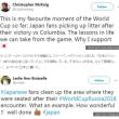 <2018FIFAワールドカップ ロシア>日本のサポーターがまたやった 試合後のごみ拾い